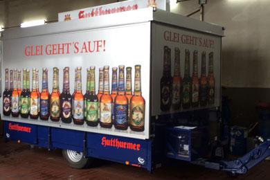 Brauerei Hutturm