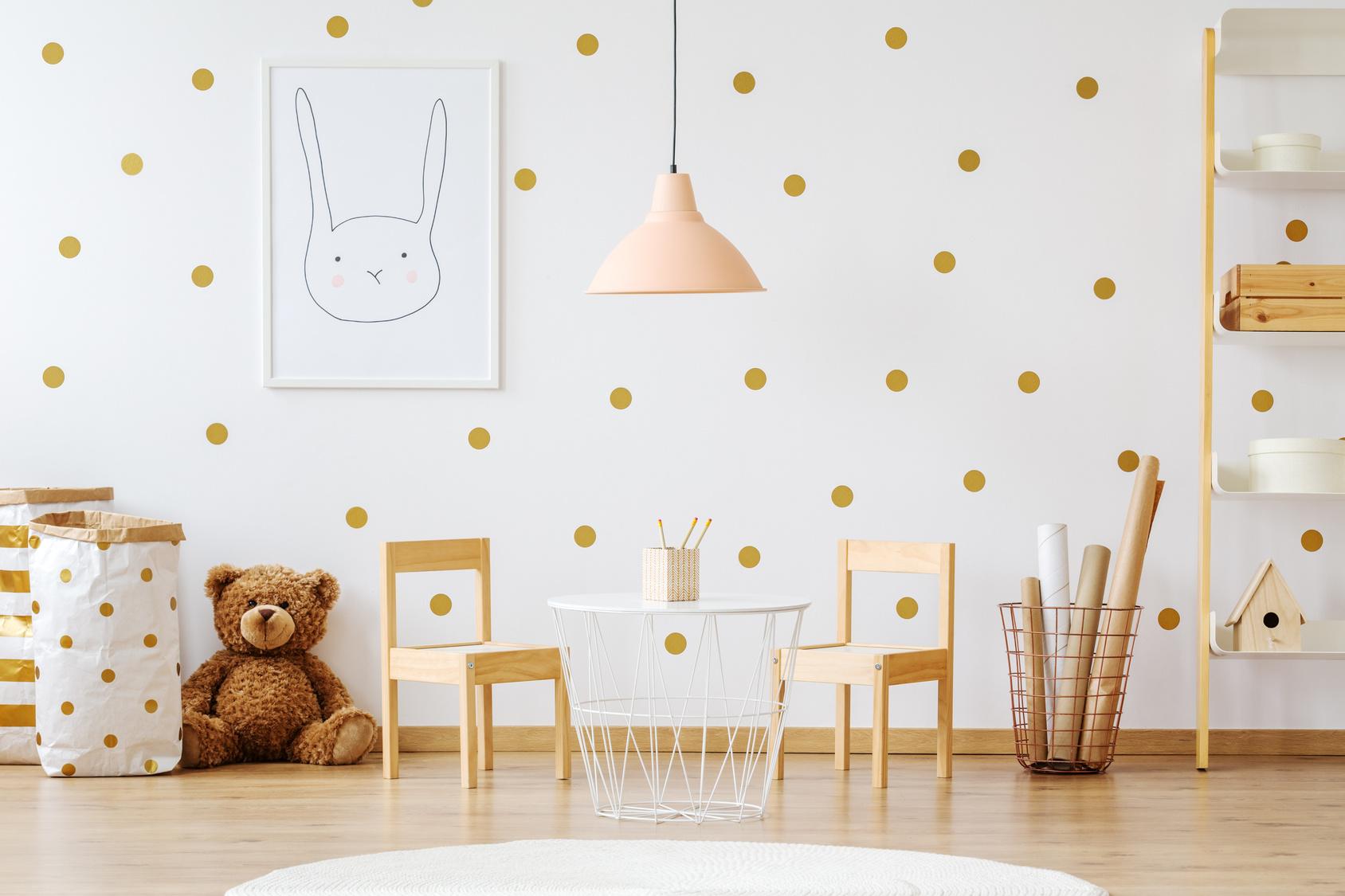 Fototapeten für Kinderzimmer